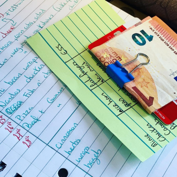 €50 Aldi Meal Plan